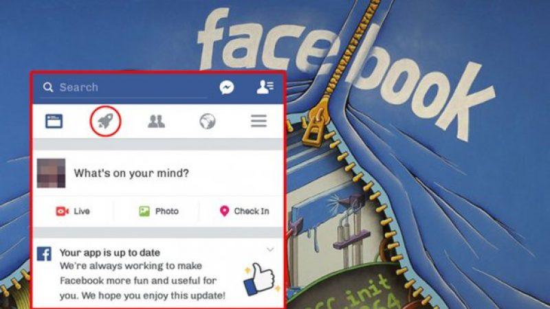"""""""Фејсбук"""" со нова алатка – ракетата е пуштена"""