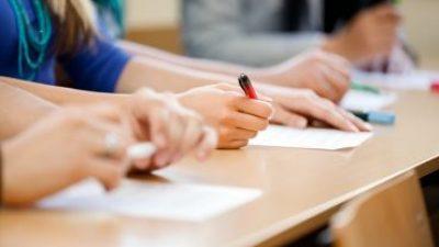 Просечна оценка 3.42 во јунската сесија од државната матура
