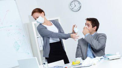 Дали знаете што е канцелариски вирус?