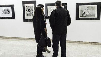 Изложба графики на Стефан Јакимовски во Крива Паланка