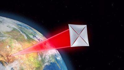 Нано-вселенско летало на НАСА се приближува до брзината на светлината