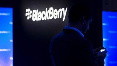 Blackberry се префрла од телефони на беспилотни автомобили