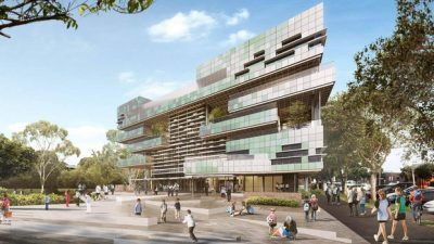 Нов објект во Мелбурн – училиште без училници
