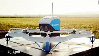 Амазон ќе гради воздушни магацини