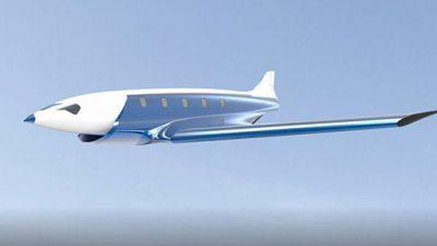Авион кој ќе лета од Лондон до Њујорк за 20 минути