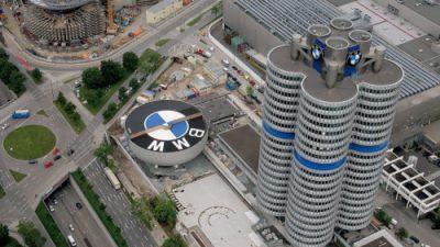 """До 2025 година """"BMW"""" ќе произведува само електрични автомобили"""