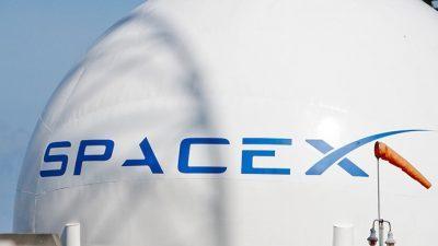 Објавена фотографија од новата најмоќна ракета на светот