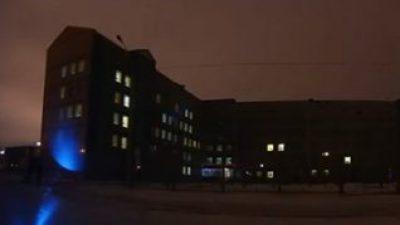 ВИДЕО: Падна меторит и ја претвори ноќта во ден