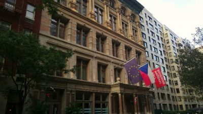Чешкиот центар во Њујорк организира проекција и средба со Милчо Манчевски