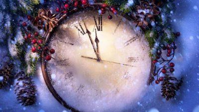 Ведро и многу студено за новогодишната ноќ