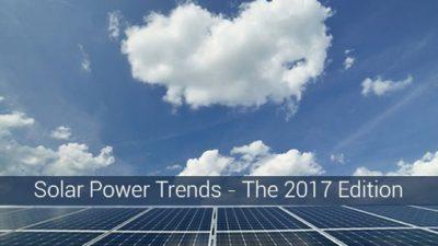 Што не очекува во 2017 на полето на соларната и обновливата енергија