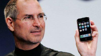 Еве зошто Стив Џобс им забранил на своите деца да користат Ајфони