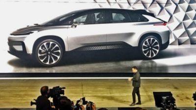 Faraday Future го претстави најбрзиот електричен автомобил