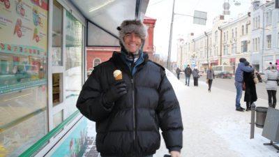 Да се лиже или не: Сладолед во зима !?