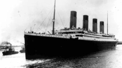 Титаник потонал поради пожар, а не поради санта мраз!?