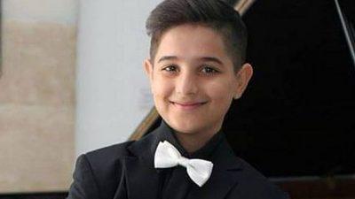 Младиот пијанист Арда Мустафаоглу добитник на прва награда на светски натпревар