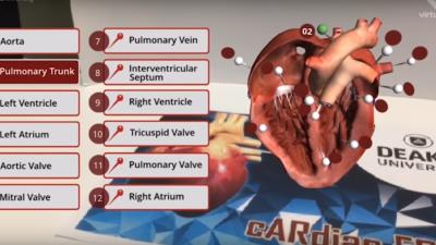 ВИДЕО: Апликација која студирањето по медицина го прави многу интересно