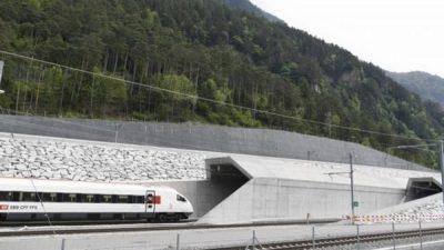Еве со каква технологија беспрекорно функционира најдолгиот тунел во светот