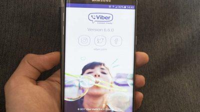 """""""VIBER"""" воведува новост која корисниците со години ја чекаа"""