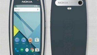 Протече фотографија од новиот дизајн на Nokia 3310