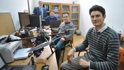 Македонски изум – дрон што креира 3Д-мапа во реално време