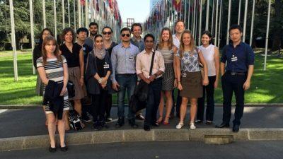 Стипендии на Универзитетот во Женева