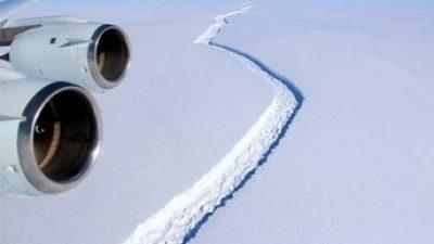 Можна е катастрофа – Пукнатините на Антарктикот се зголемуваат со запрепастувачка брзина