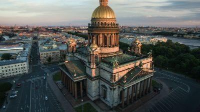 Храмот-гигант: Детали за најпознатата црква во Санкт Петербург