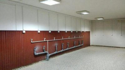 Се инсталираат машините за перење и сушење во студентските домови
