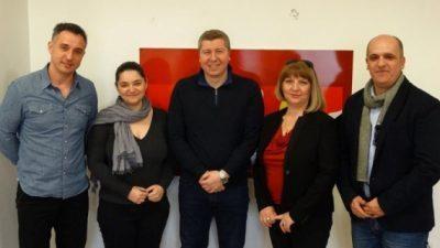 УГД потпиша Mеморандум за соработка за младинско информирање