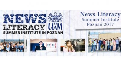 Повик за аплицирање, Летен институт за описменување за вести во Познањ
