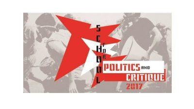 Повик за учесници: Школа за политика и критика