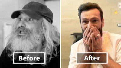 Неверојатна трансформација: Од бездомник до хипстер за неколку часа