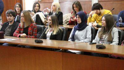 Доделени наградите за најдобрите студенти на УКИМ
