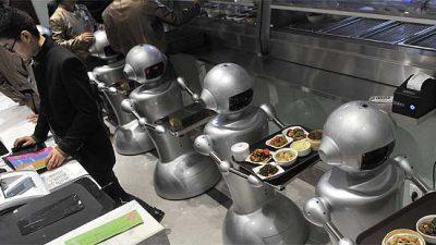 Роботите загрозуваат 30 отсто од работните места во Британија