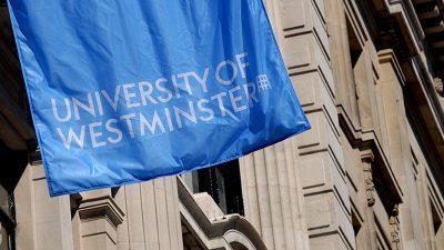 Целосни магистерски стипендии за меѓународни студенти во Вестминстер