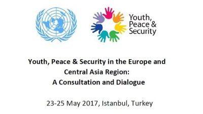 Младост, мир и безбедност во Европа и Централна Азија: Консултација и дијалог