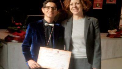 """Пијанистот Арда Мустафаоглу освои прво место на натпреварот """"Антонио Салиери"""""""