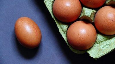 Еве кога јајцата се ОПАСНИ!
