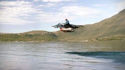 """""""Епл"""" и """"Гугл"""" во трка за пуштање на летечки автомобили"""