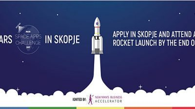 Петто издание на NASA Space apps challenge во Македонија
