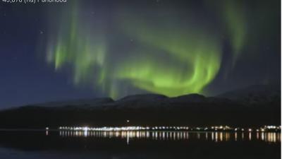 Видео: Волшебната поларна светлина што одзема здив