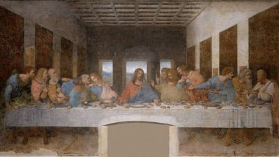 ТАЈНАТА НА НАЈПОЗНАТАТА ХРИСТИЈАНСКА СЛИКА: Зошто пред Јуда има истурено сол и зошто апостолот Тома симболично го подига прстот