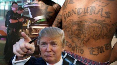 """ВИДЕО: Од нив се плаши и Трамп – Најстрашната улична банда со мото """"Убиј, силувај, контролирај"""""""