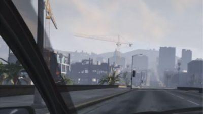 Вештачка интелигенција управува со возило во видео игра