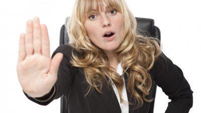 """Како да го изразите своето мислење и на шефот да му кажете """"не""""?"""