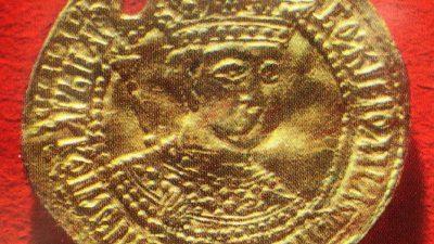 На дно на река пронајден златник вреден 17.000 долари