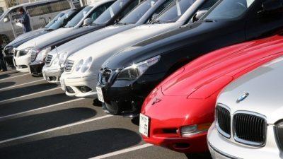 НОВА РАСПРОДАЖБА ВО УЈП: Се продаваат повеќе од 20 автомобили