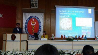 Учество на студенти од Факултетот за ветеринарна медицина – Скопје на 19-ти Интернационален ветеринарен конгрес за студенти во Истанбул, Турција