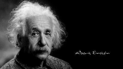 Алберт Ајнштајн за денешните случувања